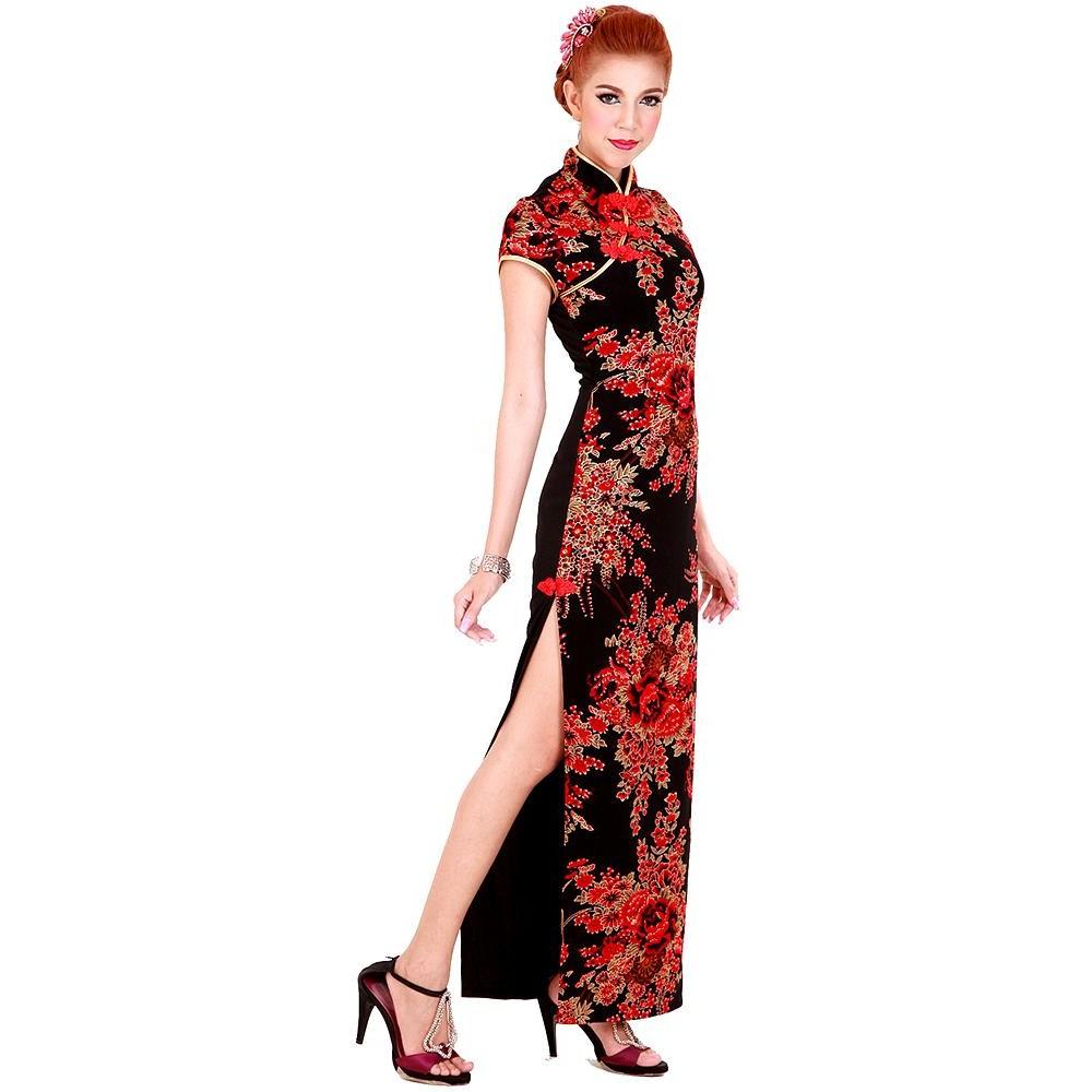 00709f5bda8e Eksklusiv Kina Klänning Asiatiska Klänningar; Eksklusiv Kina Klänning  Asiatiska Klänningar