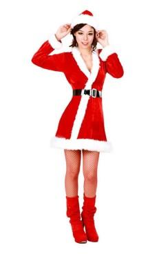 Elegant Jul Kostym Jul Klänningar