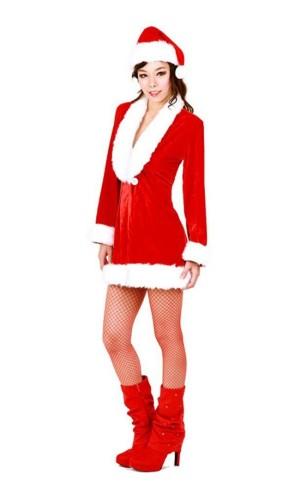 Jul Drottning Kostym Jul Klänningar