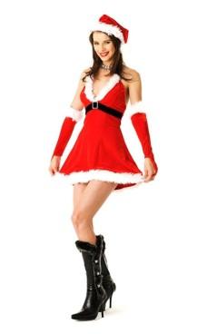 Jul Prinsessa Kostym Jul Klänningar
