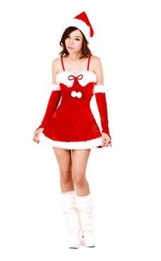 Jultomten Miniklänning Jul Klänningar