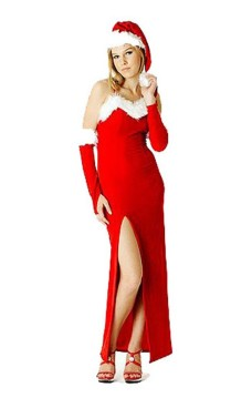 Miss Christmas Evening Gown Christmas Dresses