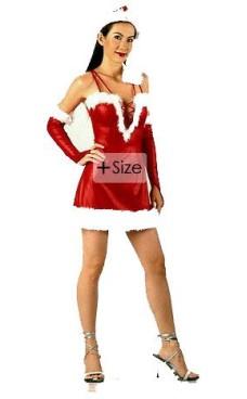 Plus Storlek Jul Klänning Jul Klänningar