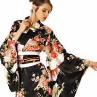 Kimono Klänningar