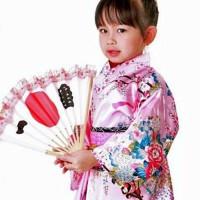 Kimono Barnklänningar